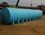 Емкость для воды на 45 кубов производитель AlePlast